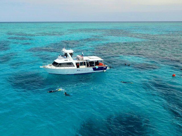 MV Adrenalin Lodestone Reef Townsville
