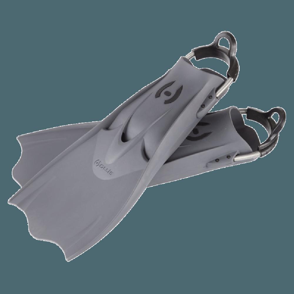 Grey Vented Fins